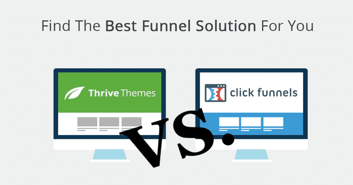 Clickfunnels Comparison