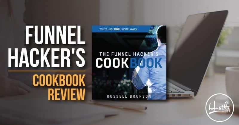 Cookbook Funnel Builder
