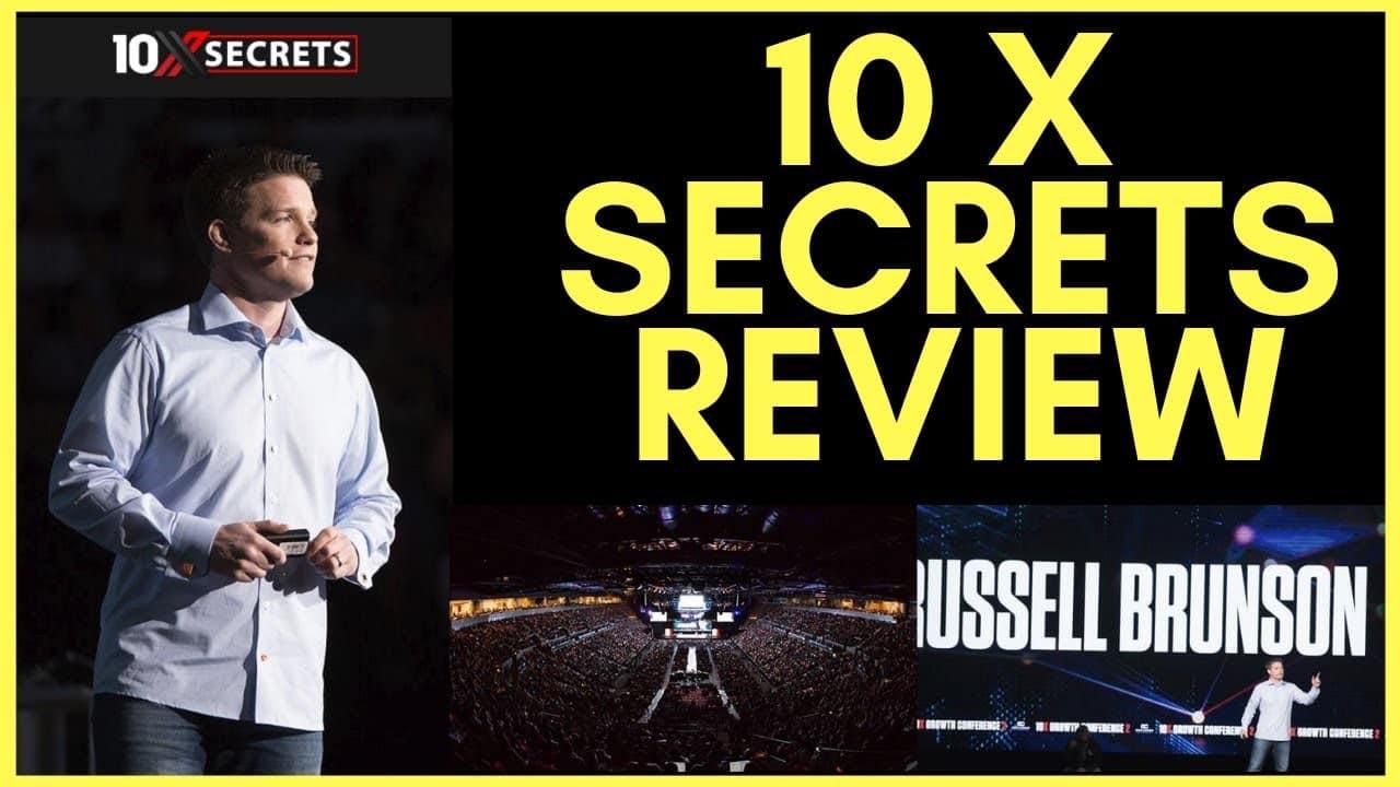 10x Secrets Masterclass