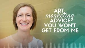 Art Marketing Advice