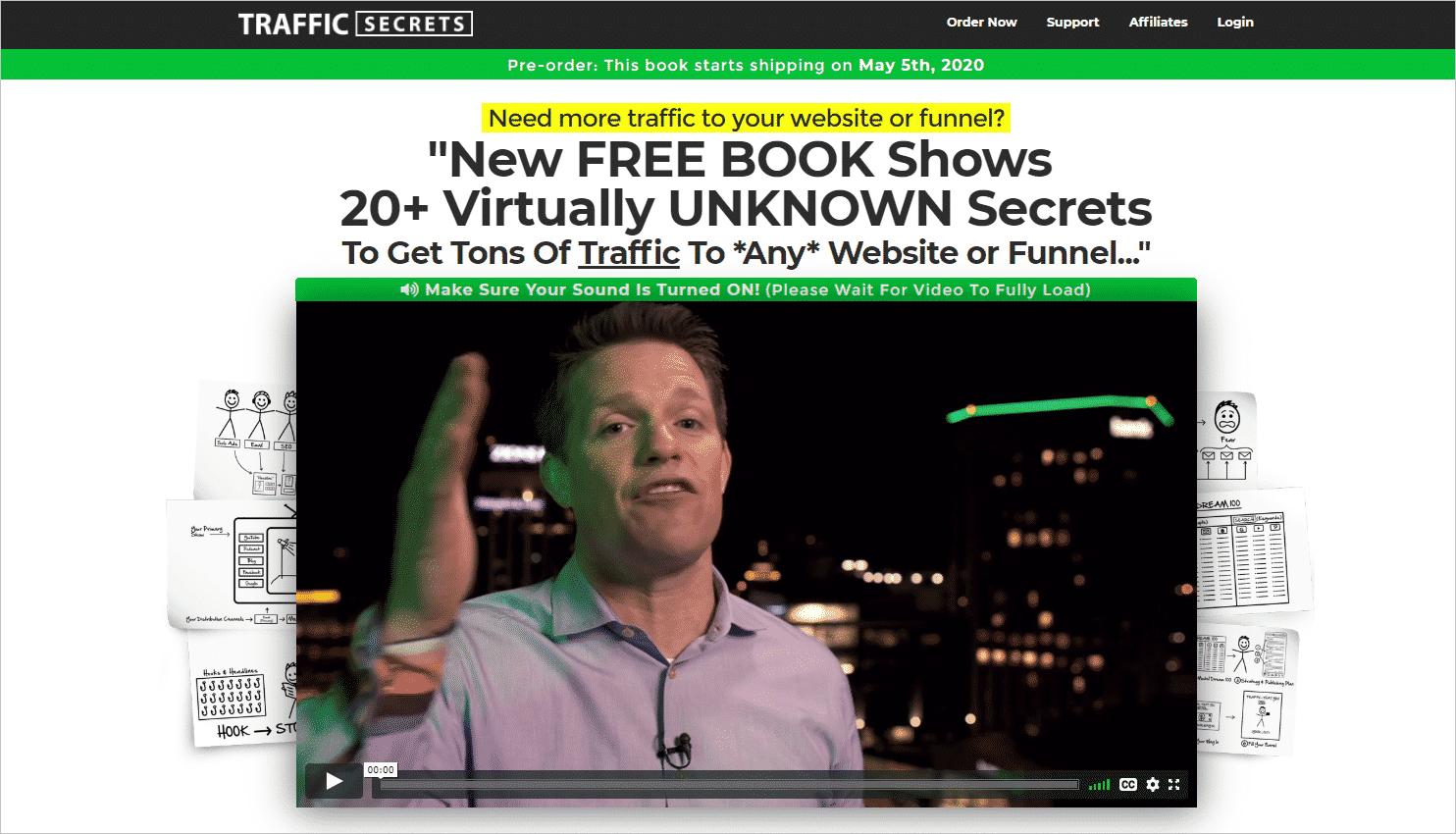 Traffic Secrets Cost