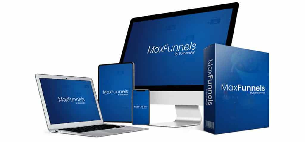 Unlimited Funnels, Pages