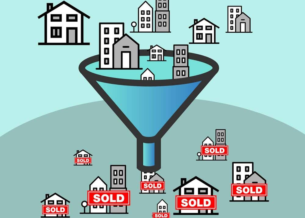 sales funnels for real estatesales funnels for real estate