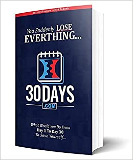 30 Days Hardcover Book