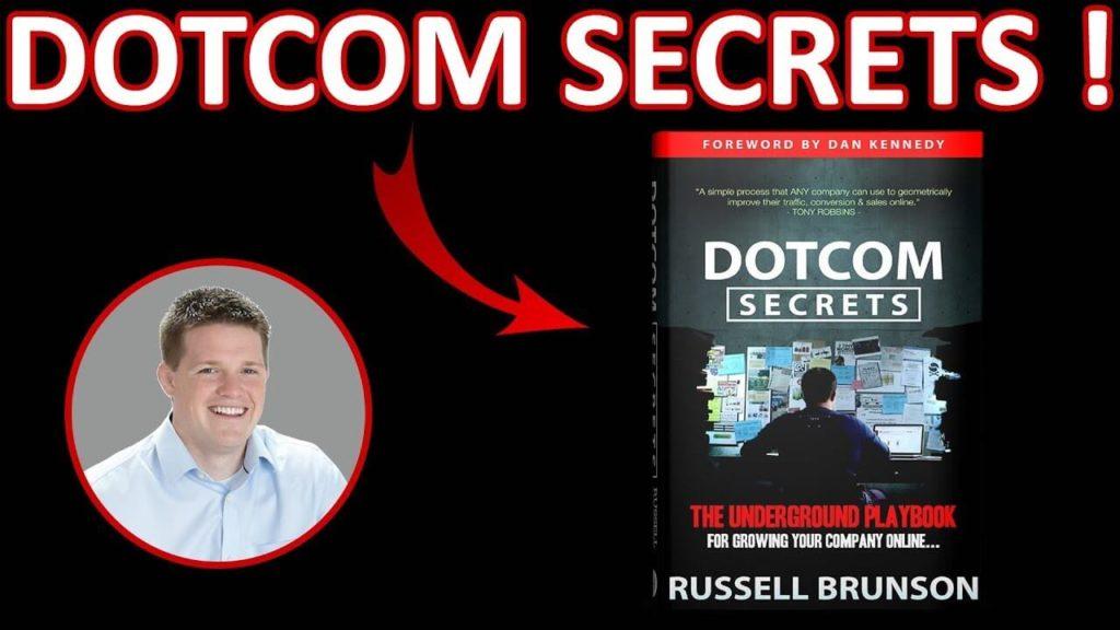 Russel Brunson's Dotcom Secrets