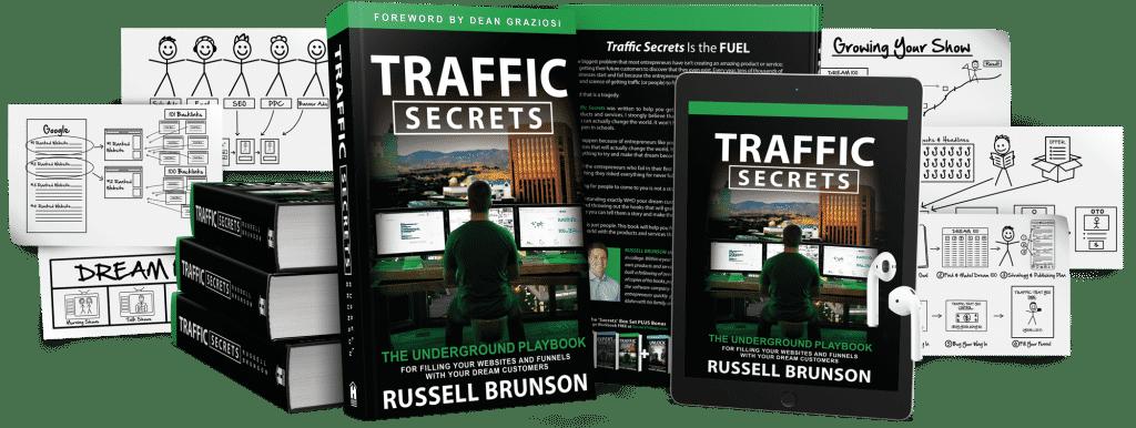 Russel Brunson's Traffic Secrets