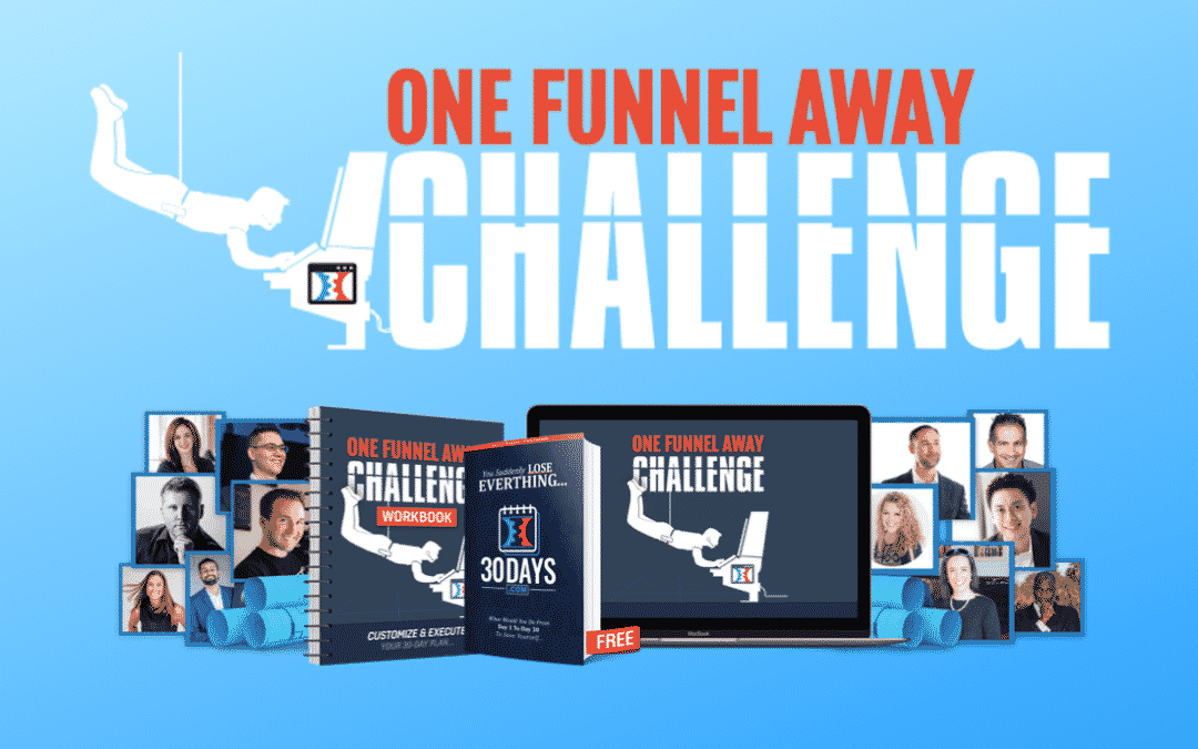 What the One Funnel Away Challenge Will Teach You