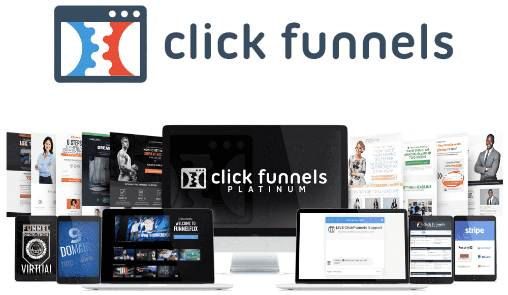 How To Use Clickfunnels And Stripe For A Membership Page