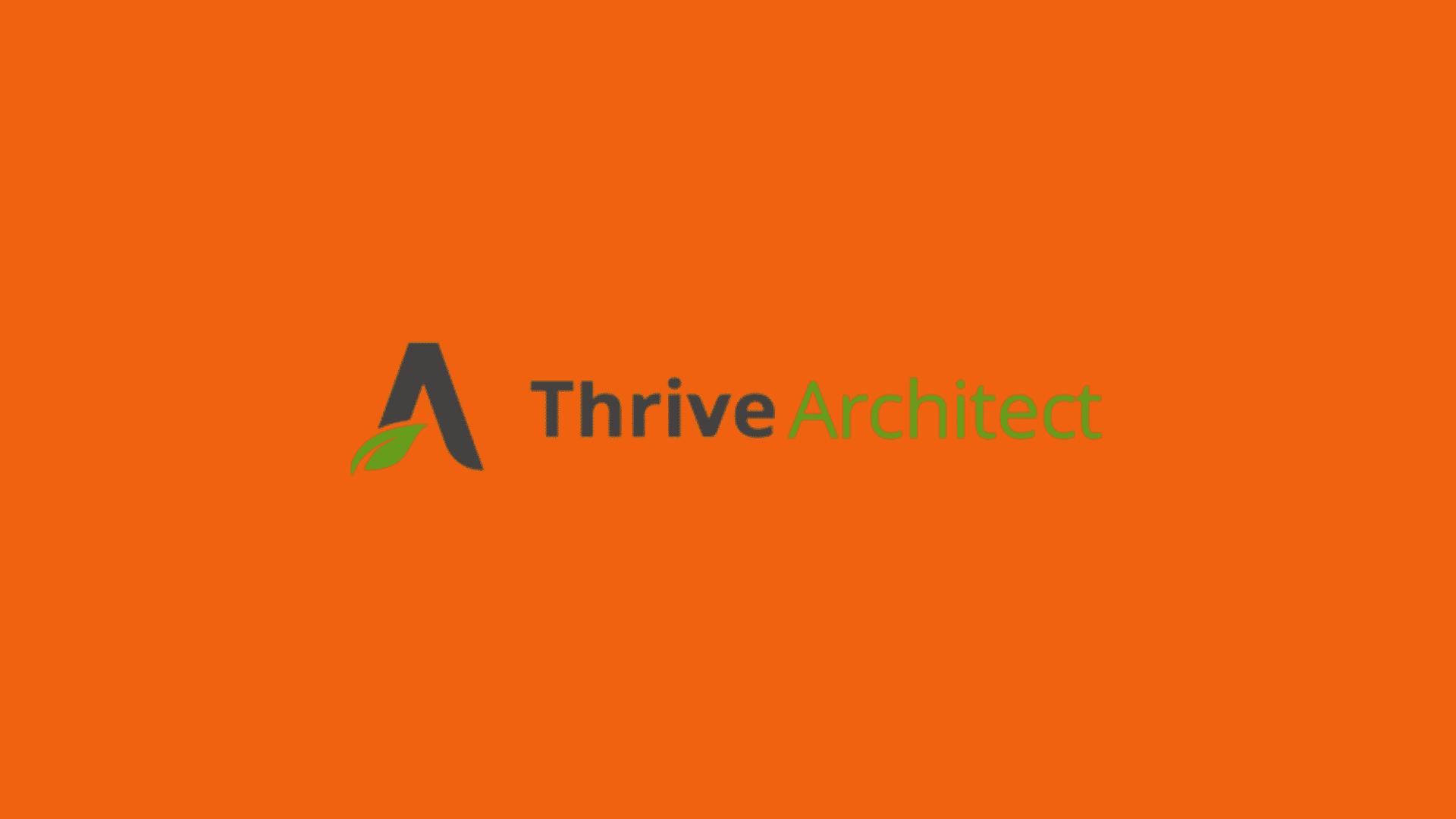 Thrive Architect