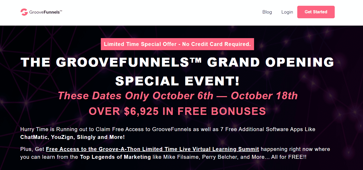 GrooveFunnels for Your Business