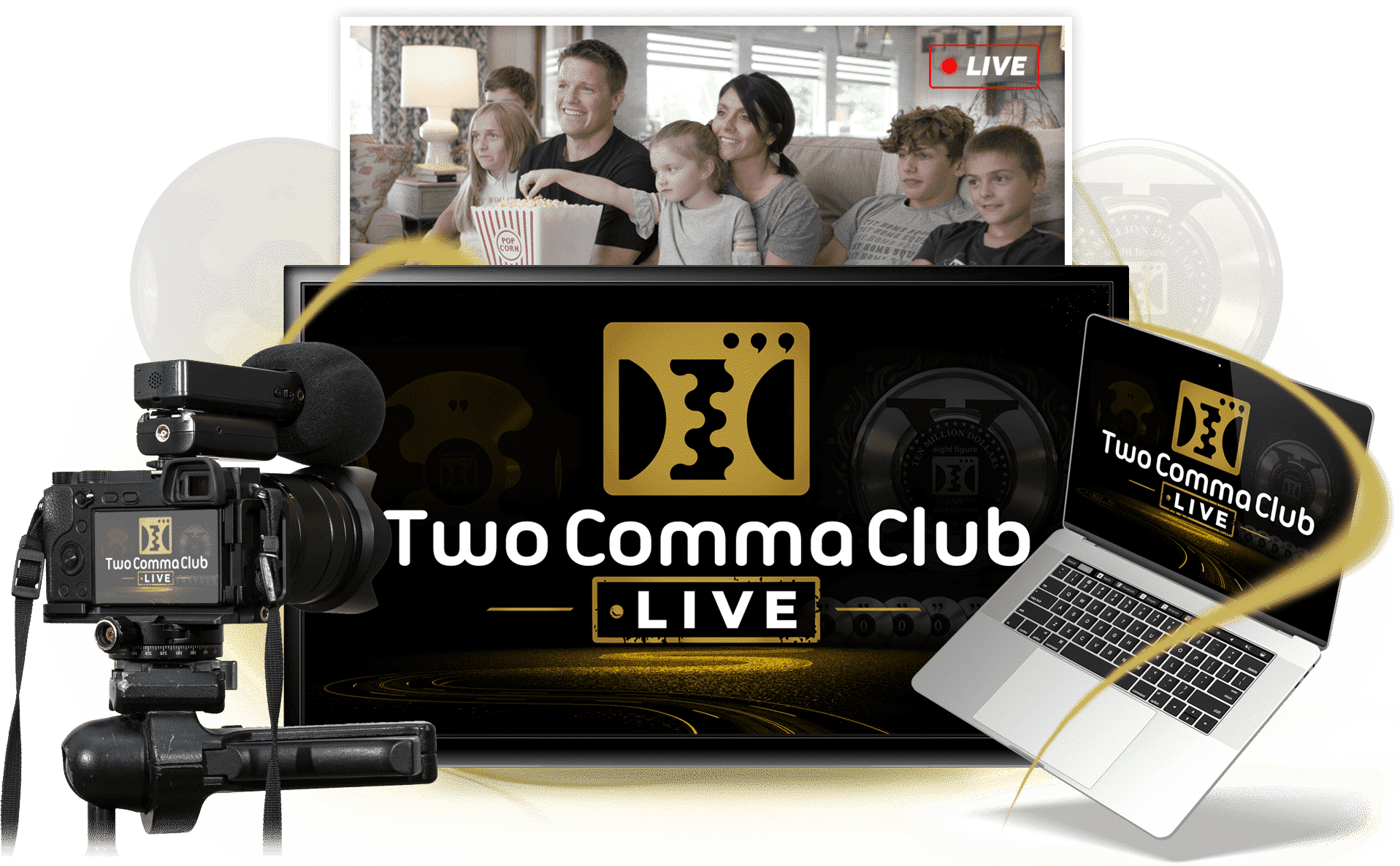 Two Comma Club Virtual  Conference