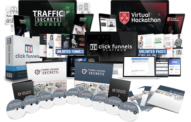 What is Funnel Hacking Secrets