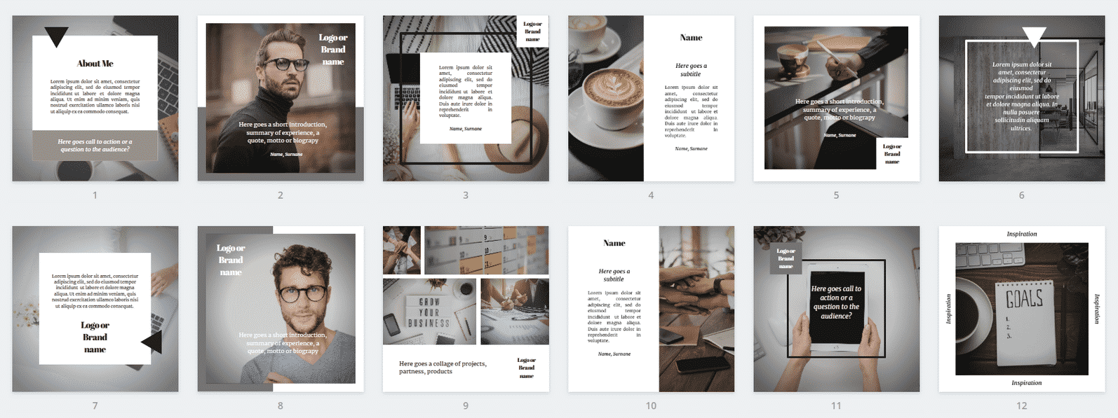 Benefits of Using these Canva Social Media Templates