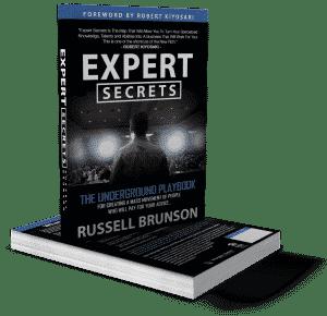 Expert Secret Books